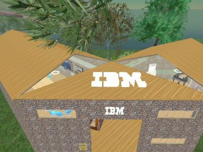 IBM podría estar preparando un grupo especializado en mundos virtuales