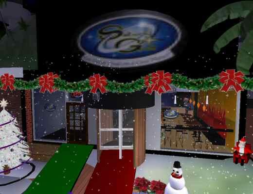 Celebramos la navidad en Saturn Grill