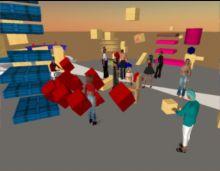 Primeras experiencias con la web3D